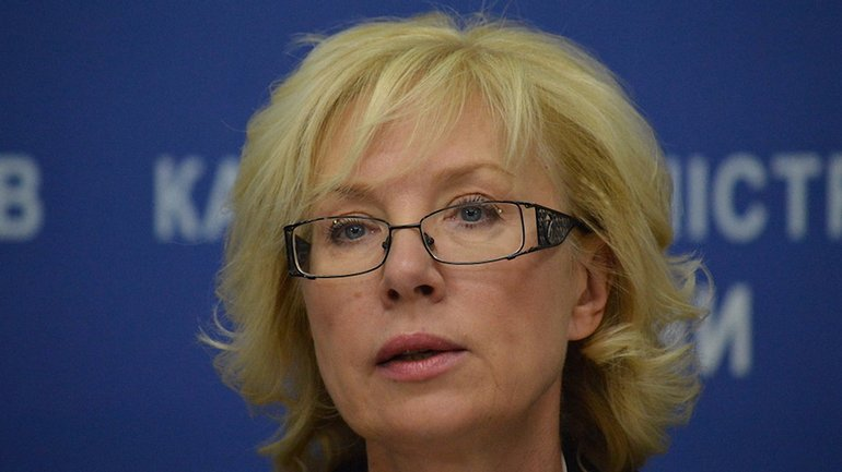 Денисова не дала показания в НАПК - фото 1