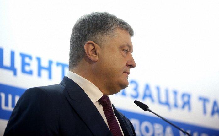 Порошенкл одобряет миграцию украинцев за границу - фото 1