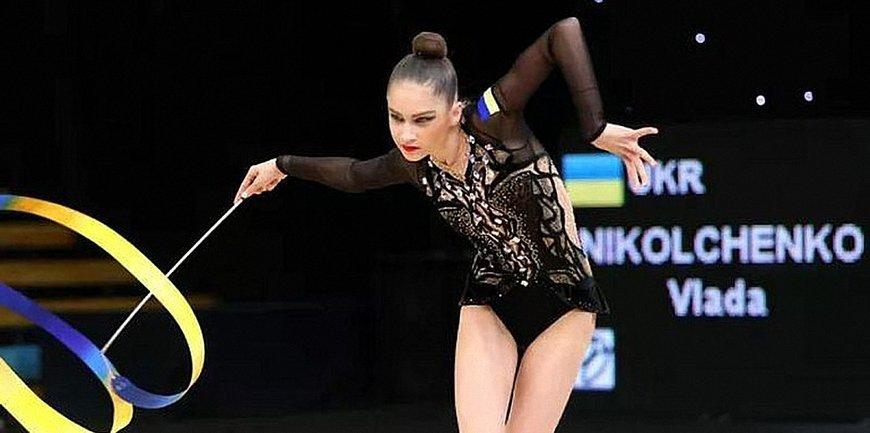 Влада Никольченко завоевала три награды на этапе Кубка мира по художественной гимнастике - фото 1