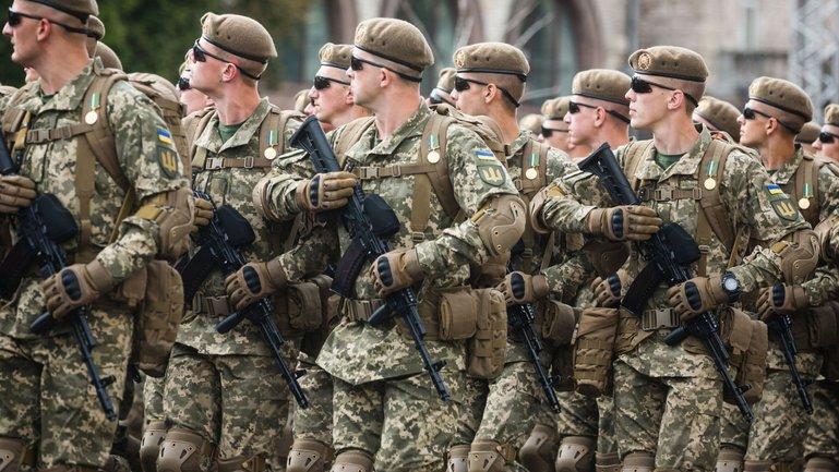 Украинская армия - восьмая по силе в Европе - фото 1