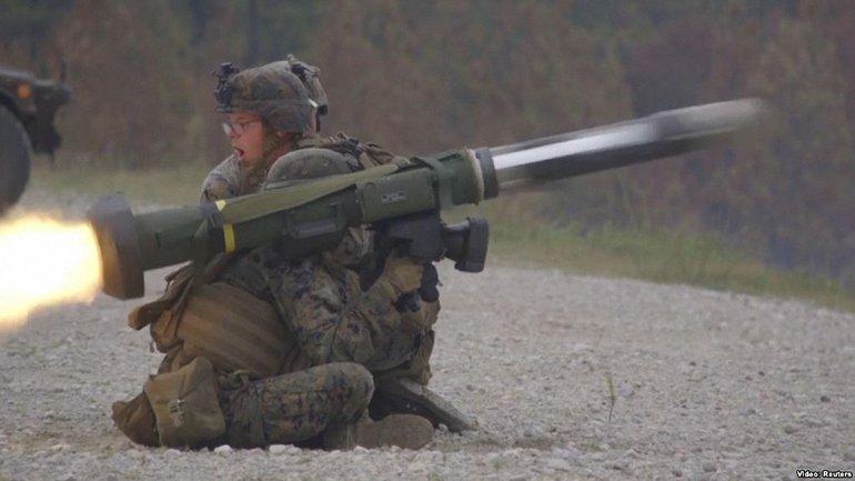 Дата поставок Javelin в Украину согласована еще 2 февраля - фото 1
