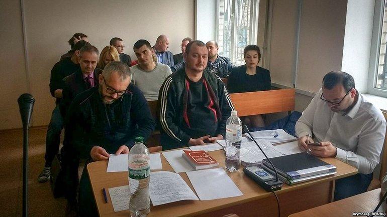 Владимиру Горбенко изберут новую меру пресечения - фото 1