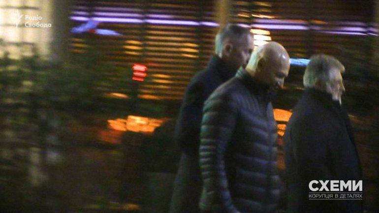 Ложкин виделся с Коломойским в Женеве - фото 1