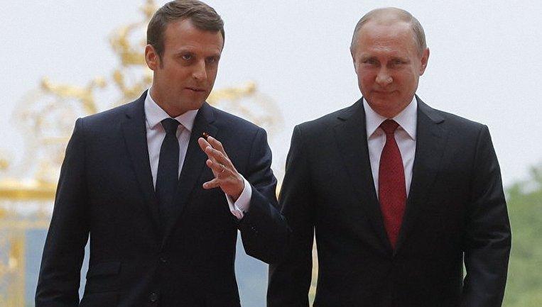 Макрон считает, что Путин все понял - фото 1