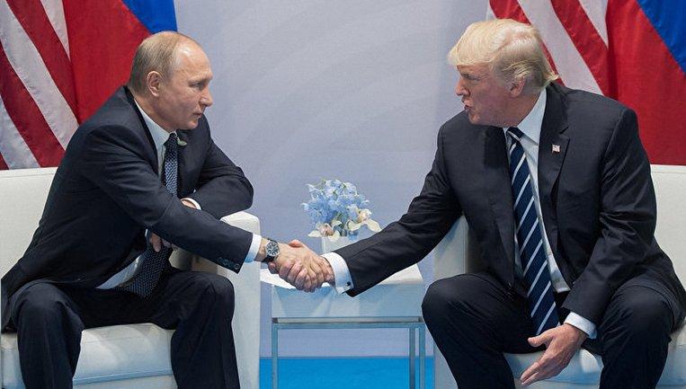 У Трампа подтвердили лишь предварительную договоренность с Путиным о встрече - фото 1