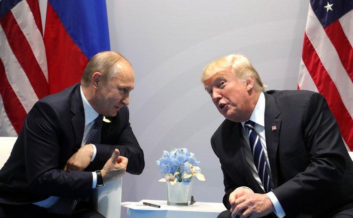 Трамп и Путин обсудили возможность встречи - фото 1