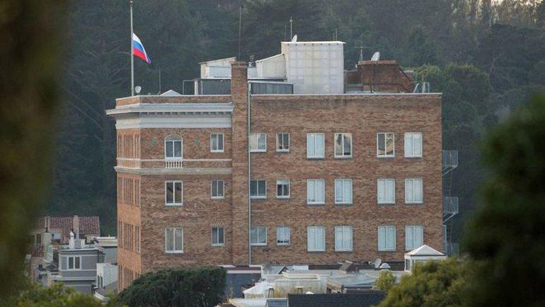 Генконсульство России в Сиэтле уже не работает - фото 1