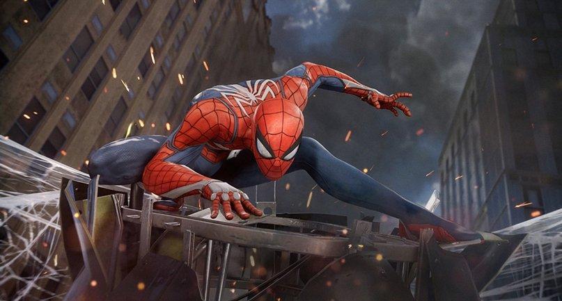 Появятся книги Marvel's Spider-Man - фото 1