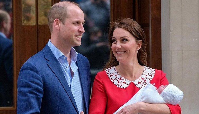 Принц Уильям заинтриговал ответом об имени новорожденного сына - фото 1