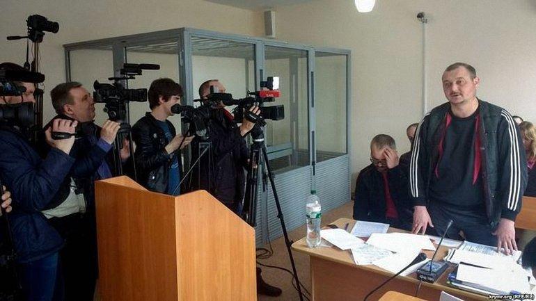 Владимиру Горбенко запретили выезжать в Крым - фото 1