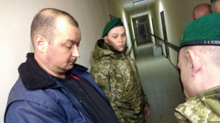 ВладимираГорбенко отпустили из-под стражи без избрания меры пресечения - фото 1