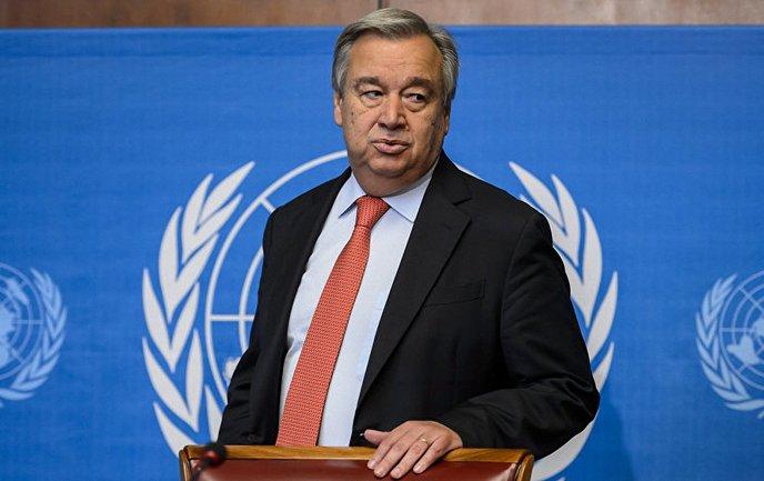 Антониу Гутерреш считает, что нужно отменять право на вето в ООН - фото 1