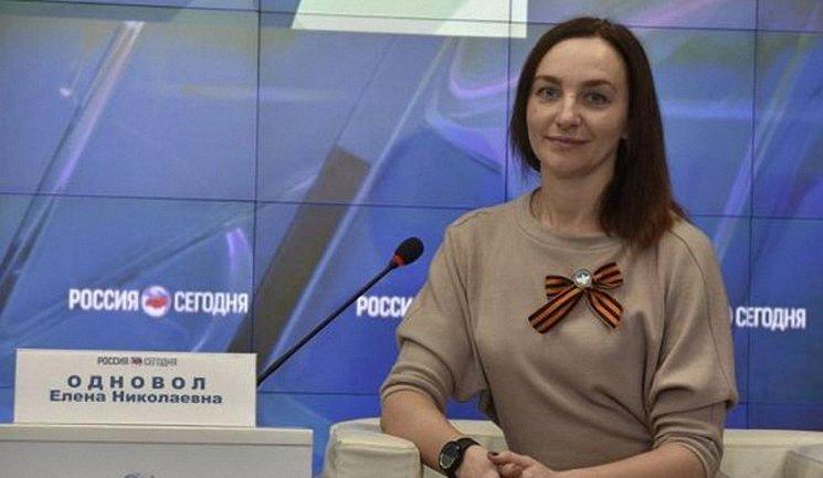 Елену Одновол оставили за решеткой - фото 1