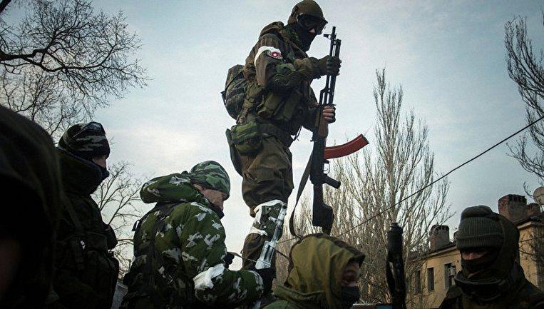 Российские террористы нарушают перемирие - фото 1