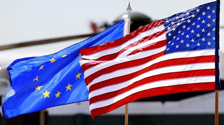 ЕС и США на массовые задержания людей в России - фото 1