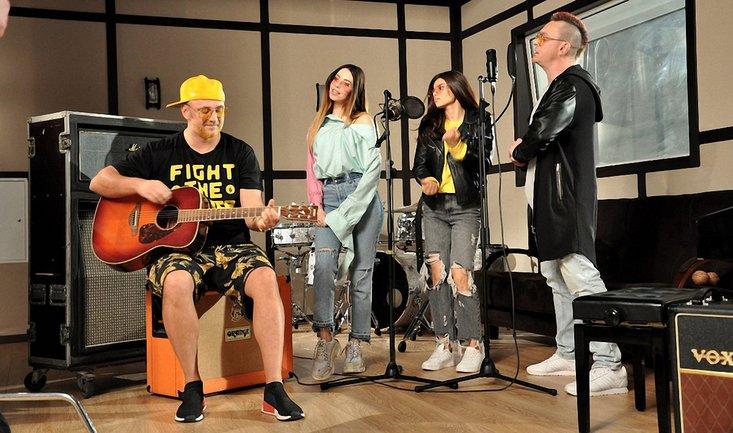 MOZGI Entertainment спели на украинском - фото 1