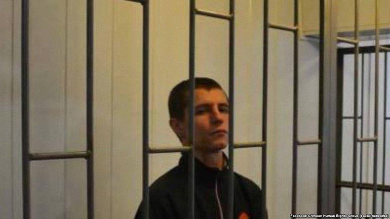 Коломийца держали в штрафном изоляторе 15 суток - фото 1