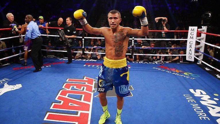 Ломаченко на второй позиции в рейтинге лучших боксеров мира - фото 1