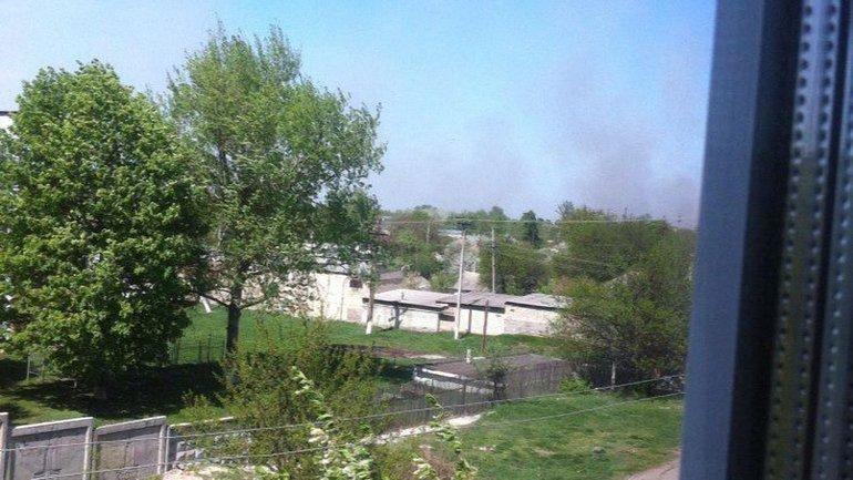 В Балаклее снова взрываются снаряды - фото 1