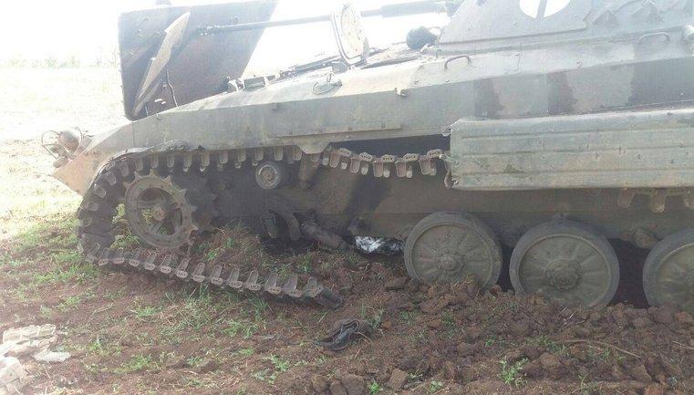Бойцы ВСУ искали ДРГ оккупантов, но попали в засаду - фото 1