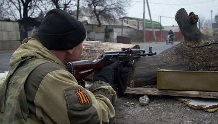 """Боевики применили реактивные системы БМ-21 """"Град"""" - фото 1"""