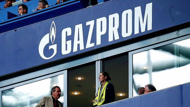 "В УЕФА отказались снимать рекламу ""Газпрома"" с трибун НСК ""Олимпийский"" - фото 1"