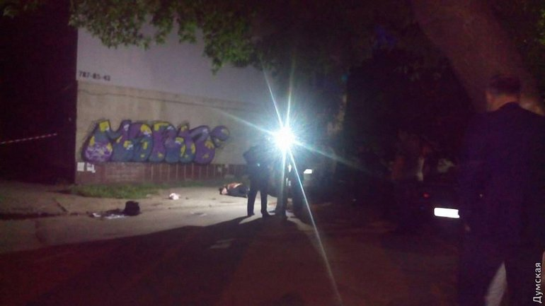 Нападение на Стерненко произошло вечером 24 мая - фото 1
