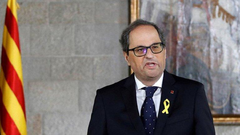 Ким Торра - глава каталонского правительства - фото 1