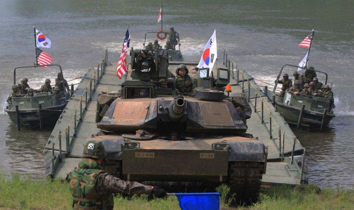 США хотят уменьшить количество военных в Южной Корее  - фото 1