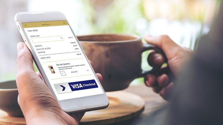Visa Checkout запустили в Украине - фото 1