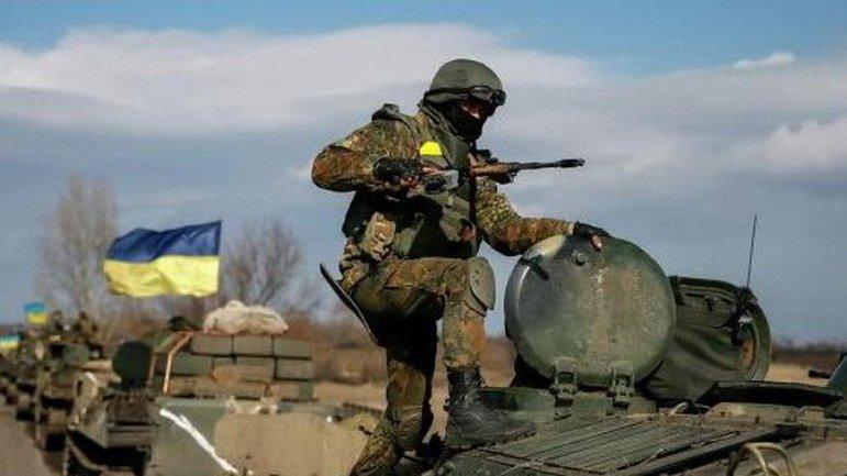 На Донбассе ликвидировали троих боевиков - фото 1