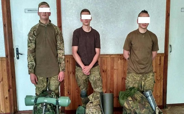 20-летние сталкеры пытались проникнуть в Чернобыльскую зону - фото 1