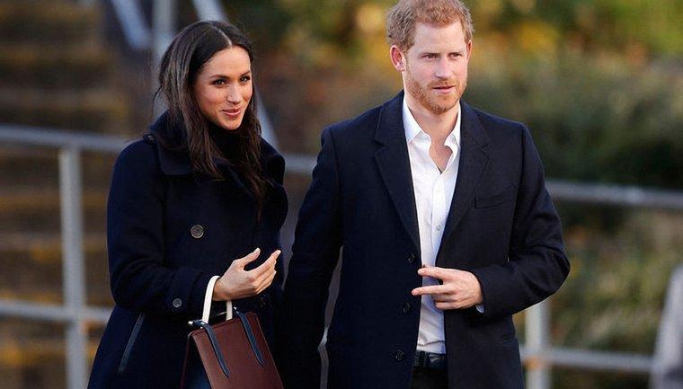 Меган Маркл и принц Гарри готовятся стать родителями - фото 1