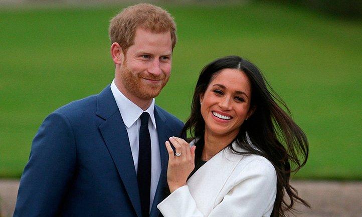 На свадьбе принца Гарри и Меган Маркл решили не кормить обычных гостей - фото 1