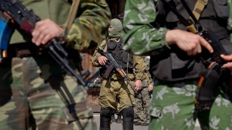 Террористы на Донбассе применили новые реактивные снаряды  - фото 1