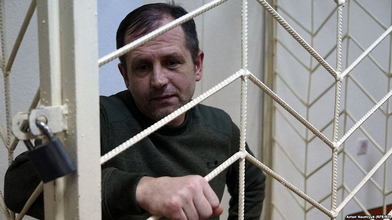 украинский политзаключенный Владимир Балух - фото 1
