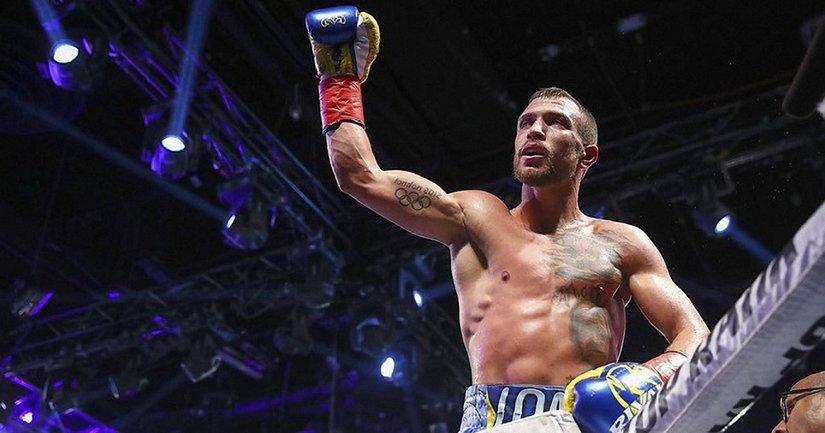 Василий Ломаченко выйдет на ринг в ночь на 13 мая - фото 1