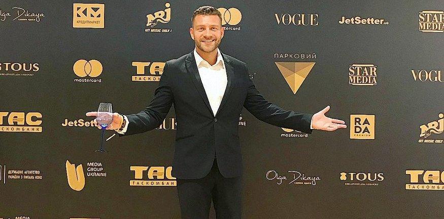 Украинец признан самым красивым мужчиной - фото 1
