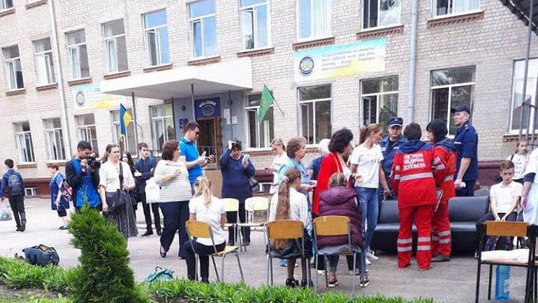 В Харькове дети отравились неизвестным веществам - фото 1