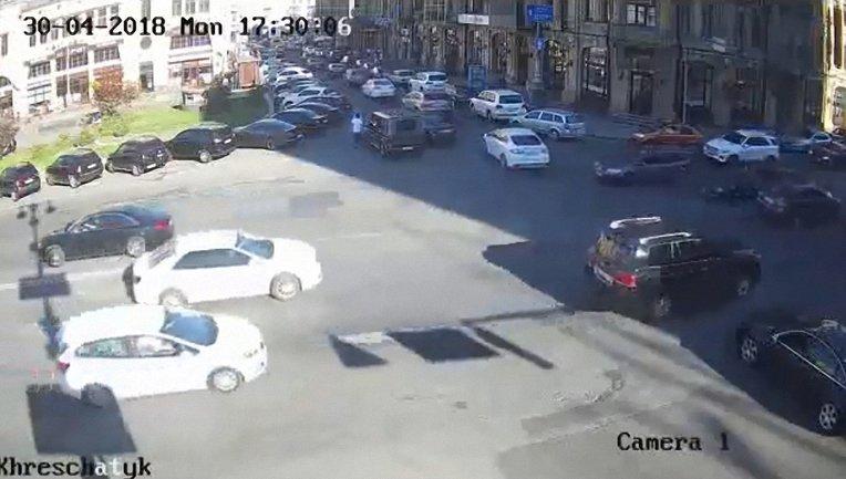 На Мустафу Найема напали 30 апреля - фото 1