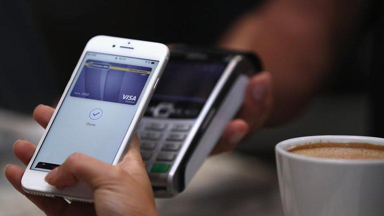 Apple Pay запустят в Украине летом 2018-го - фото 1