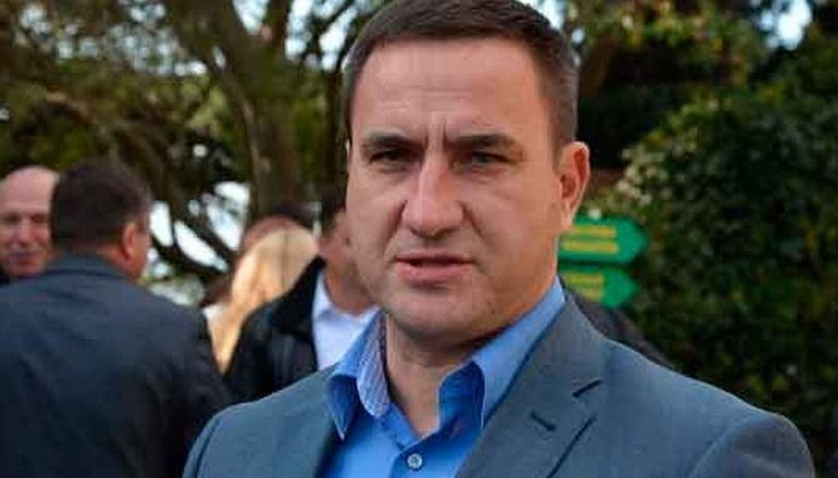Андрея Ростенко задержали сотрудники ФСБ - фото 1