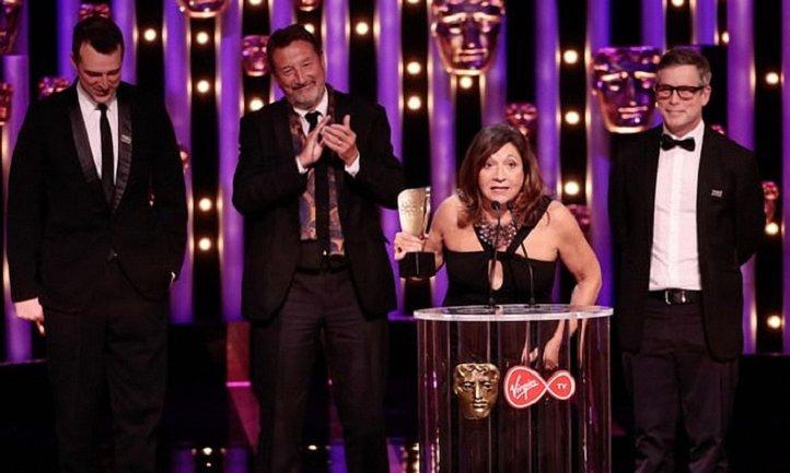 Список победителей BAFTA TV Awards 2018 - фото 1