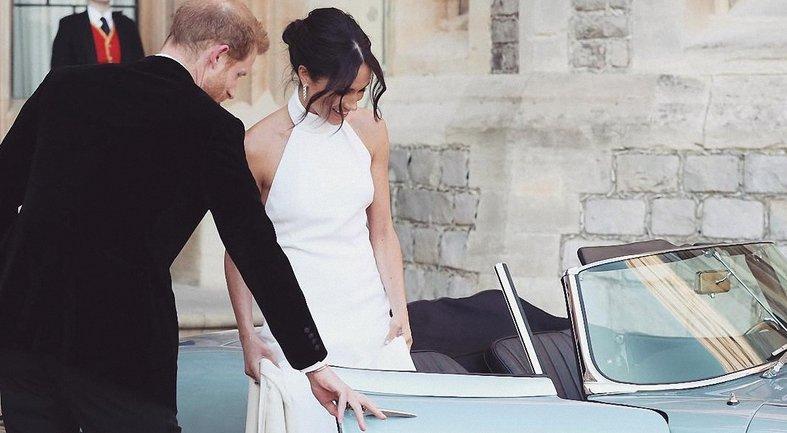 Принц Гарри и Меган Маркл вернулись домой после уикенда наедине - фото 1