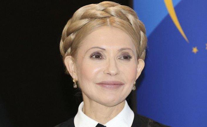 Принцесса Лея-сольдадер украинского политикума - фото 1