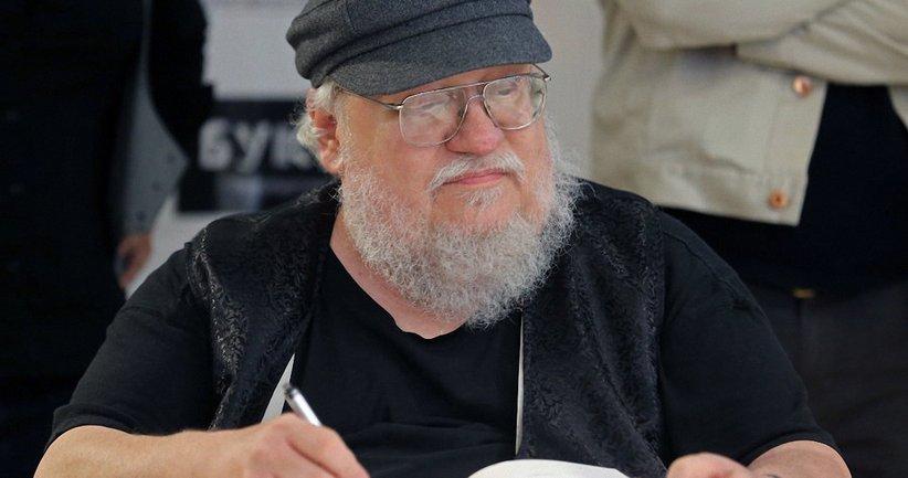 "Warner Bros. экранизируют роман Дж. Мартина ""Ледяной дракон"" - фото 1"