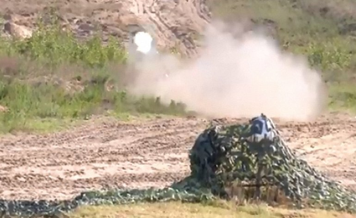 В Украине впервые запустили ракеты из пусковой установки Javelin - фото 1