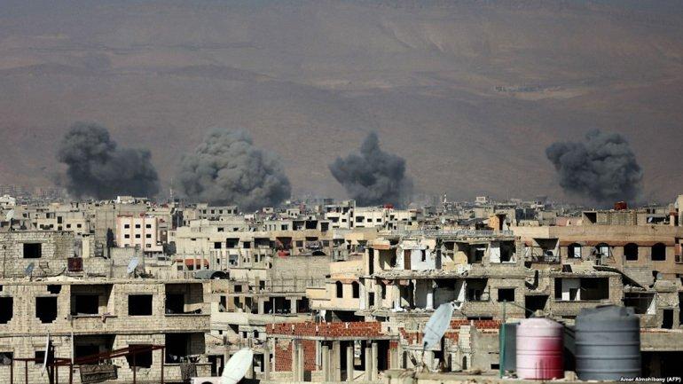 Что делали в США во время разгрома ЧВК Вагнера в Сирии - фото 1