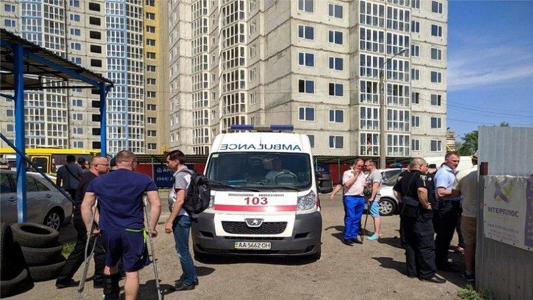В сотрудника СБУ стреляли связанные с Виталием Яремой люди - фото 1