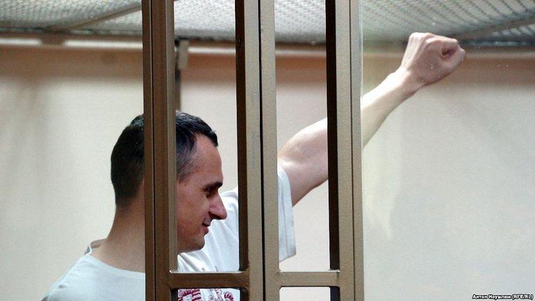 Сенцов объявил голодовку - фото 1